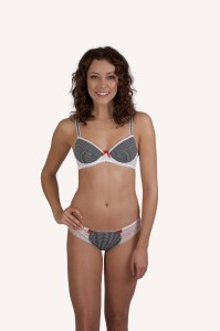 Gorgeous Gingham Bra and Brief