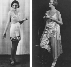 1920s-Lingerie