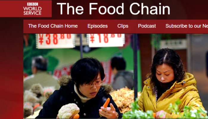 the food chain podcast